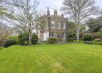 Thumbnail 4 bedroom flat for sale in Park Hall, Crooms Hill, London
