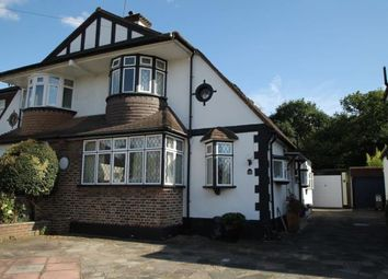 Thumbnail 3 bed semi-detached house for sale in Bushey Road, Shirley, Croydon