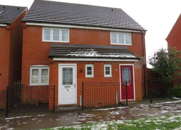 Thumbnail 2 bed property to rent in Frank Large Walk, Duston, Northampton