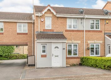 Thumbnail 3 bed terraced house for sale in Manor Park Road, Cleckheaton, West Yorkshire