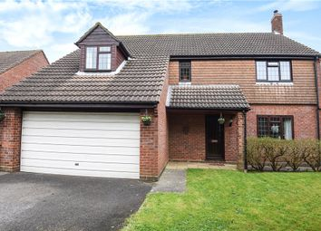 Thumbnail 4 bed detached house for sale in Court Gardens, Yeovil, Somerset