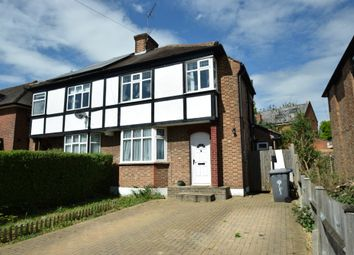 Thumbnail 3 bed semi-detached house to rent in Devonshire Road, Mill Hill East