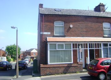 Thumbnail 4 bedroom end terrace house for sale in Whittle Grove, Bolton