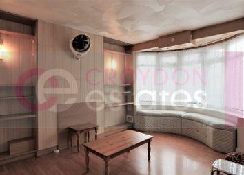 Thumbnail 4 bed terraced house to rent in Zermatt Road, Thornton Heath