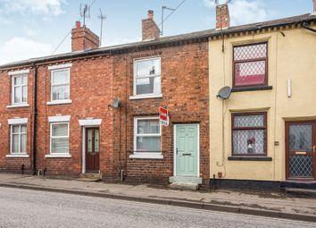 Thumbnail 2 bed terraced house for sale in High Street, Wollaston, Stourbridge