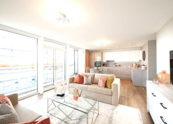 Thumbnail 2 bed flat for sale in 137 Television House, Radcliffe Road, Southampton