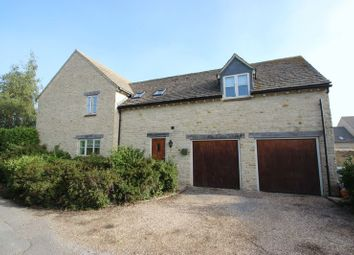 Thumbnail 5 bed detached house for sale in The Malthouse, Aston Road, Brighthampton, Witney