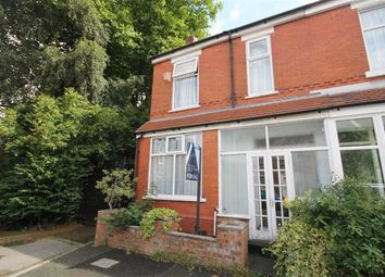 Thumbnail 2 bed terraced house for sale in Baslow Avenue, Manchester