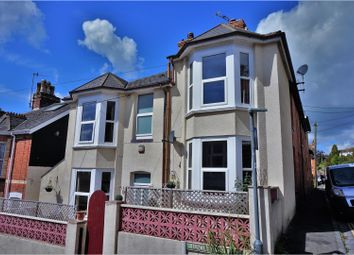 Thumbnail 2 bedroom end terrace house for sale in Luscombe Terrace, Dawlish