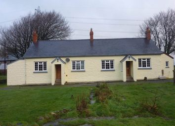 Thumbnail 4 bed bungalow to rent in Bwlchnewydd Road, Laugharne, Carmarthen