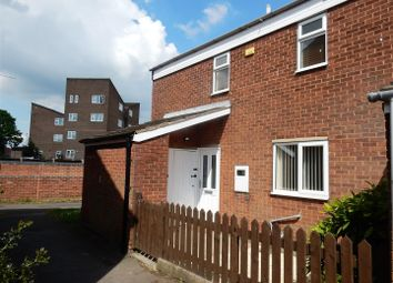 Thumbnail 2 bed end terrace house for sale in Ravens Court, Worksop