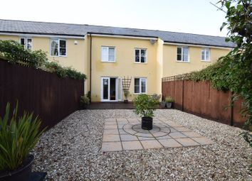 Thumbnail 4 bed terraced house for sale in Saxon Road, Tavistock