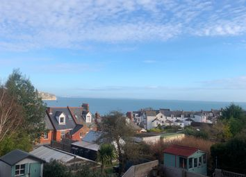 Thumbnail 1 bed flat to rent in Salisbury Road, Swanage
