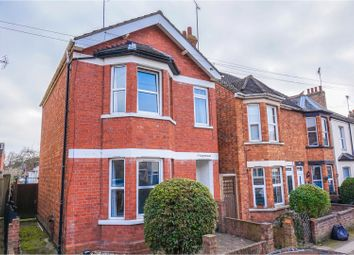 Thumbnail 4 bedroom detached house for sale in Western Road, Bletchley