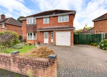Thumbnail 3 bed detached house for sale in Blenheim Road, Worcester