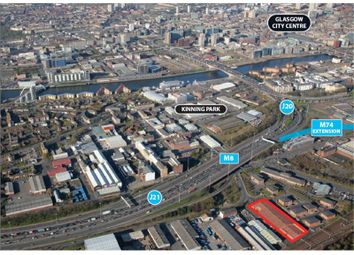 Thumbnail Commercial property to let in Unit 244, Kinning Trade Park, 244, Seaward Street, Glasgow, Glasgow City