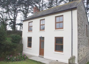 Thumbnail 3 bed farmhouse to rent in Stithians, Truro