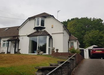 Thumbnail 2 bed semi-detached house for sale in The Woodlands, Llantwit Fardre, Pontypridd