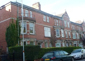 Thumbnail 2 bed flat to rent in The Crescent, Abington, Northampton