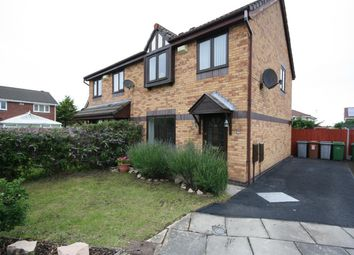 Thumbnail 3 bed semi-detached house for sale in St. Austell Close, Wirral