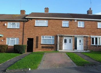 Thumbnail 3 bed terraced house for sale in Cosgrove Way, Kingsthorpe, Northampton