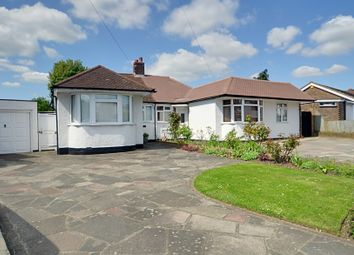 Thumbnail 3 bed semi-detached bungalow for sale in Queensway, Petts Wood, Orpington