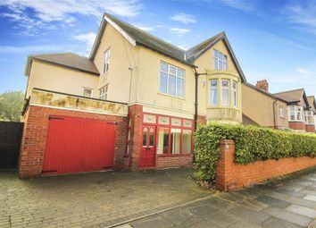 Thumbnail 5 bed detached house for sale in Davison Avenue, Whitley Bay, Tyne And Wear