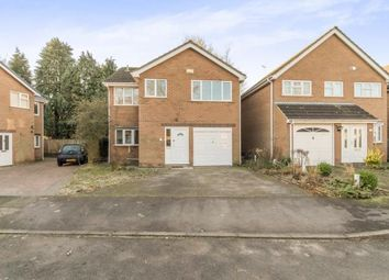 Thumbnail 4 bed detached house for sale in Whitaker Gardens, Burton Road, Derby, Derbyshire
