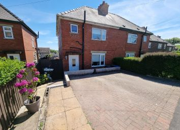 Thumbnail 3 bed semi-detached house for sale in King Street, Middleton, Matlock