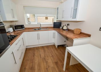 Thumbnail 1 bed flat to rent in Oakham Close, Loughborough