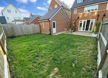 Thumbnail 4 bed town house for sale in Verbena Drive, Angmering, West Sussex