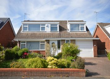 Thumbnail 3 bed detached house for sale in Breezehill Park, Neston