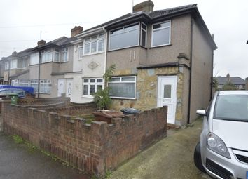 Thumbnail 3 bed end terrace house for sale in Second Avenue, Dagenham