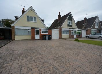 Thumbnail 3 bed detached bungalow to rent in Milton Drive, Crewe