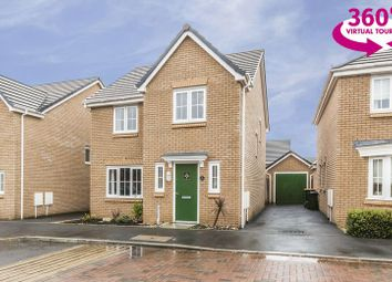 4 bed detached house for sale in Clos Honddu, Bettws, Newport NP20
