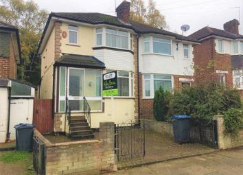 Thumbnail 3 bed semi-detached house to rent in Thurlestone Road, Longbridge, Northfield, Birmingham