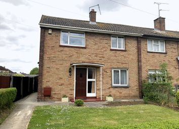Thumbnail 3 bed end terrace house for sale in Frobisher Drive, Swindon