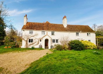 Thumbnail 3 bed detached house for sale in Burhill Road, Hersham, Walton-On-Thames, Surrey