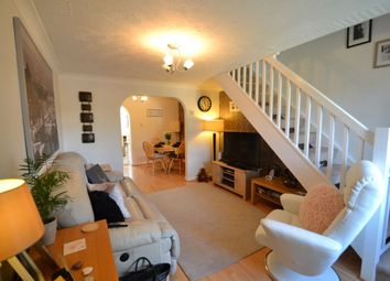 Thumbnail 2 bedroom terraced house for sale in Gatcombe Close, Walderslade, Chatham