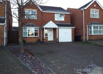 Thumbnail 4 bed detached house for sale in Hillingdon Avenue, Nuthall, Nottingham, Nottinghamshire