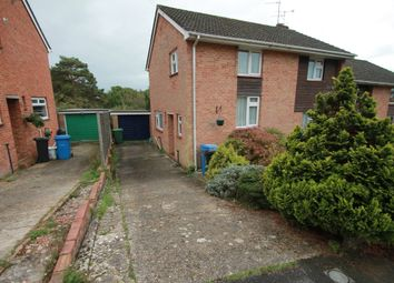 Thumbnail 3 bedroom semi-detached house for sale in Cotes Avenue, Parkstone Poole