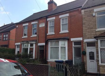 Thumbnail 1 bed flat to rent in Clarendon Road, Hinckley