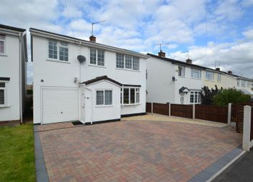 Thumbnail 4 bedroom detached house for sale in Fern Lea Avenue, Cotgrave, Nottingham