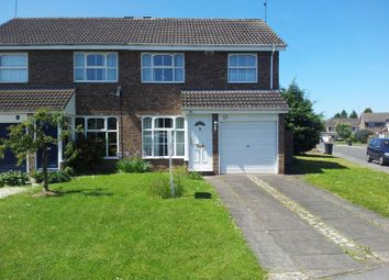 Thumbnail 3 bed end terrace house to rent in 3 Bedroom, Unfurnished, End Terraced House, Meadow Road, Wolston, Coventry
