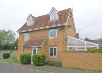 Thumbnail 4 bed detached house for sale in Bullfinch Close, Harwich