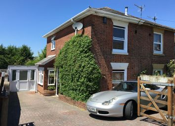Thumbnail 3 bed semi-detached house for sale in Dean Road, Southampton