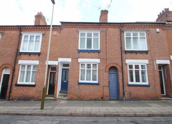 Thumbnail 3 bedroom terraced house to rent in Lytton Road, Clarendon Park, Leicester