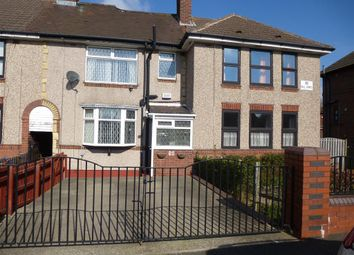 Thumbnail 3 bed terraced house to rent in Hartopp Road, Sheffield