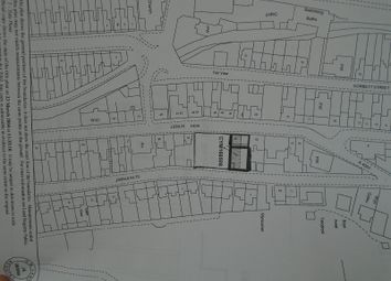 Land for sale in High Street, Ogmore Vale, Bridgend. CF32