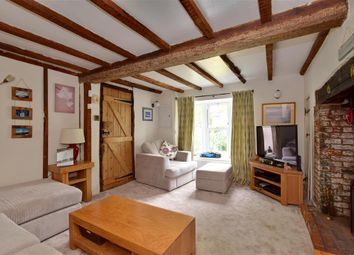 Thumbnail 3 bed terraced house for sale in The Street, Willesborough, Ashford, Kent
